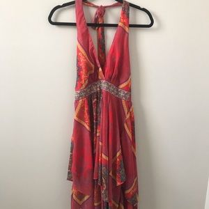 Dresses & Skirts - Beautiful Scarf Hem Dress, Size 6